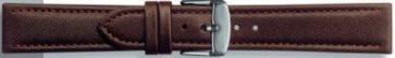 Correa de reloj Universal 283R.02 Cuero Marrón 18mm