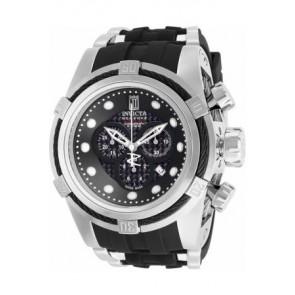 Correa de reloj Invicta 12954.01 Caucho Negro