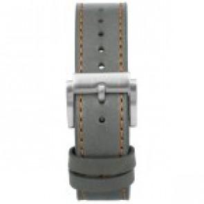 Correa de reloj Prisma 1591 Cuero Gris 22mm