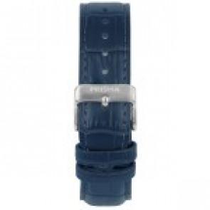 Correa de reloj Prisma 1601 Cuero Azul 21mm