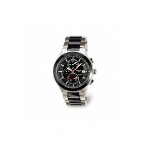 Correa de reloj Boccia 3764-01 Acero Acero