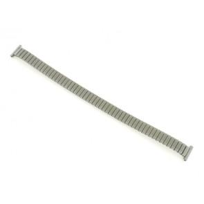Correa de reloj 381273 Metal Plateado 12mm