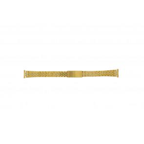 Correa de reloj 42539-1-14 Metal Chapado en oro 14mm