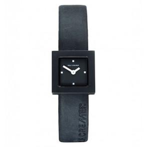 Correa de reloj Rolf Cremer 496207 Cuero Negro 14mm