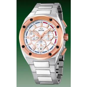 Correa de reloj Jaguar J808 Acero 16mm