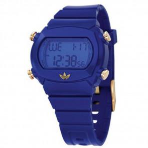 Correa de reloj Adidas ADH1820 Plástico Azul