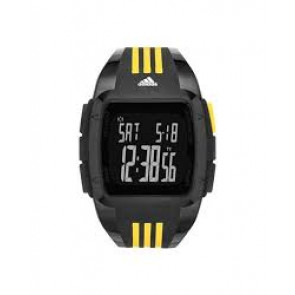 Correa de reloj Adidas ADP6112 Caucho Negro
