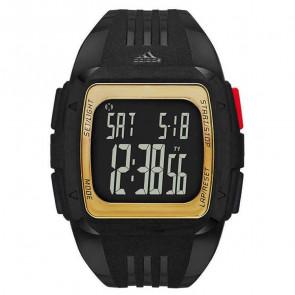 Correa de reloj (Combinación de correa + caja) Adidas ADP6135 Plástico Negro 35mm