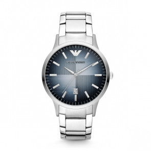 Correa de reloj Armani AR2472 Acero Acero