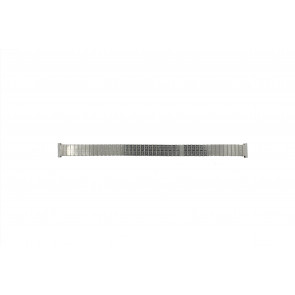 WoW correa de reloj 12x10 Metal Acero inoxidable 12mm