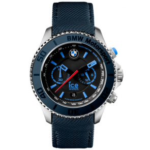 Correa de reloj Ice Watch BM.BLB.B.L.14 Lona Azul 21mm