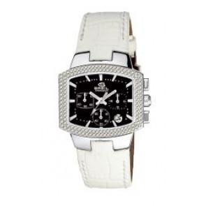 Correa de reloj Breil BW0063 Cuero Blanco