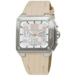 Correa de reloj Breil BW0398 Cuero Beige 18mm