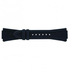 Breil correa de reloj BW0387 Goma Gris 21mm