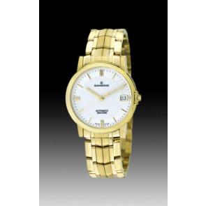 Correa de reloj Candino C4243-1 Acero Chapado en oro