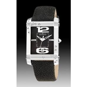 Correa de reloj Candino C4299-4 Cuero Negro 22mm