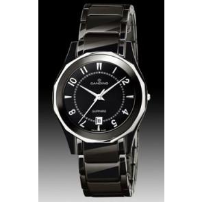 Correa de reloj Candino C4352-1 Cerámica Negro