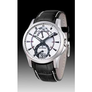 Correa de reloj Candino C4387/2 Cuero Negro