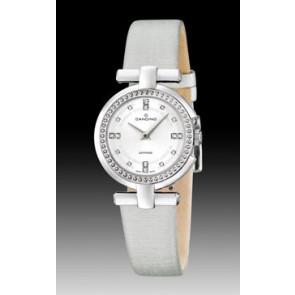 Correa de reloj Candino C4560-1 Cuero Blanco