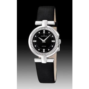 Correa de reloj Candino C4560-2 Cuero Negro