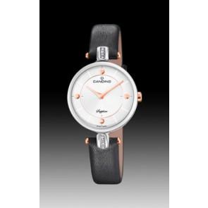 Correa de reloj Candino C4658-2 Cuero Negro
