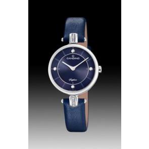 Correa de reloj Candino C4658-3 Cuero Azul