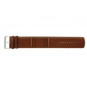 Correa de reloj Camel BC51023 Cuero Marrón 27mm
