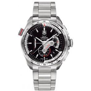 Correa de reloj Tag Heuer CAV5115 / BA0902 Acero inoxidable Acero