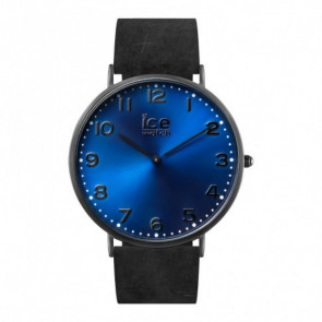Correa de reloj Ice Watch CHL.B.RED.41.N.15 Cuero Negro