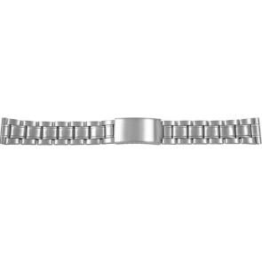 Correa de reloj CMA54-26 Metal Plateado 26mm