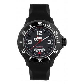 Correa de reloj Ice Watch DI.BW.XB.R.11 Plástico Negro 20mm