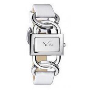 Correa de reloj Dolce & Gabbana DW0563 Cuero Blanco 16mm