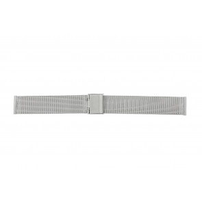 Other brand correa de reloj E-ST-ZIL-20 Metal Plateado 20mm
