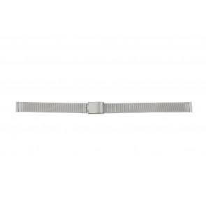 Other brand correa de reloj E-ST-ZIL-12 Metal Plateado 12mm