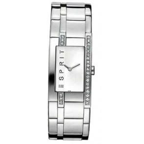 Correa de reloj Esprit 000J42 / ES 000 M 02016 / ES000M020 Acero Acero 17mm