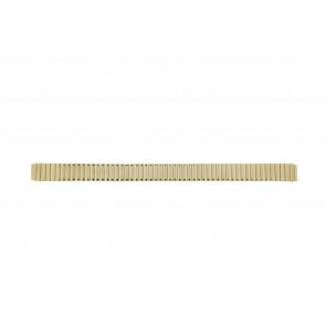 Correa de reloj HT1012 / Haka-Flex Metal Chapado en oro 14mm
