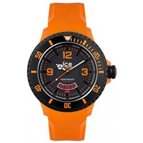 Correa de reloj Ice Watch DI.OE.XB.R.11 Caucho Naranja 26mm
