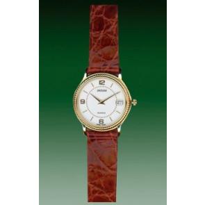 Correa de reloj Jaguar J601-3 / J601-4 Cuero Cognac 14mm