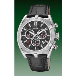 Correa de reloj Jaguar J857-3 Cuero Gris