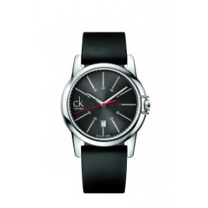 105cce804547 Correa de reloj Calvin Klein K0A215 (K604.000.005) Caucho Negro