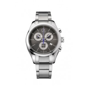 Correa de reloj Calvin Klein K0K27107 / K605000026/ K0K27120 Acero inoxidable Acero 22mm