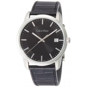 Correa de reloj Calvin Klein K5S 311 Cuero Negro