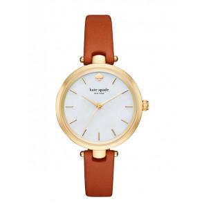 Correa de reloj Kate Spade New York KSW1156 Cuero Marrón 6mm
