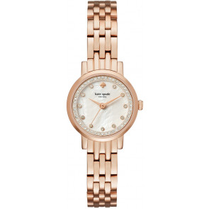 Kate Spade New York correa de reloj KSW1243 / MINI MONTEREY Metal Rosa