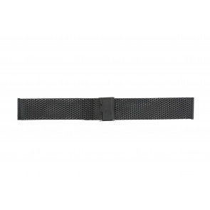 Other brand correa de reloj MESH20.01 Metal Negro 20mm