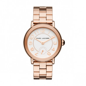 Correa de reloj Marc by Marc Jacobs MJ3471 Acero Rosa 18mm