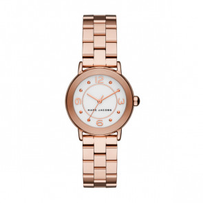 Correa de reloj Marc by Marc Jacobs MJ3474 Acero Rosa 14mm
