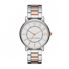 Correa de reloj Marc by Marc Jacobs MJ3551 Acero Bicolor 18mm