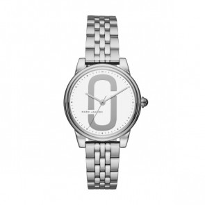 Correa de reloj Marc by Marc Jacobs MJ3559 Acero Acero 16mm