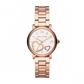 Correa de reloj Marc by Marc Jacobs MJ3592 Acero Rosa 14mm